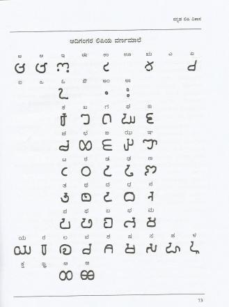 Ganga Script
